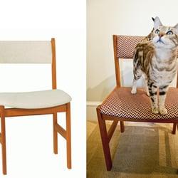 Photo Of Alamo Custom Upholstery Portland Or United States My Cat