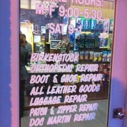 Shoe Repair Richland Wa