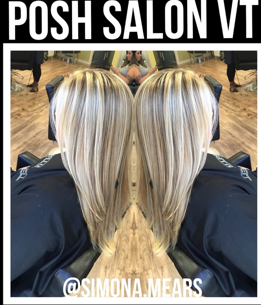 Posh Salon & Spa: 14 N Main St, Barre, VT