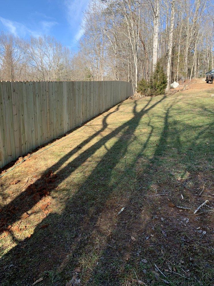 J & M Fencing: 27 Melody Lake Dr, Boones Mill, VA