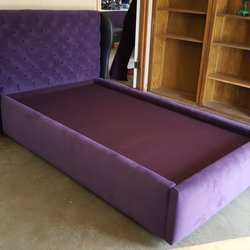 Exceptionnel Photo Of Austin Furniture Upholstery   Austin, TX, United States. Twin  Custom Bed