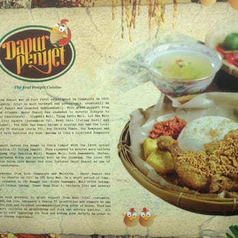 Photo Of Dapur Penyet Singapore If You Can Zoom In Enough