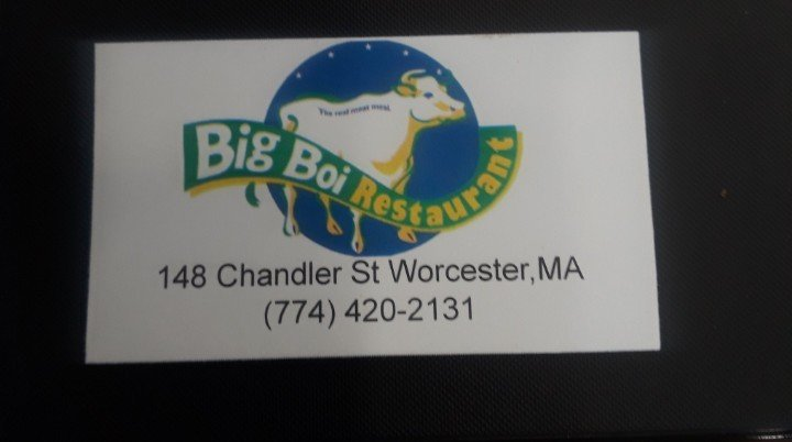 Big Boi Restaurante: 148 Chandler St, Worcester, MA