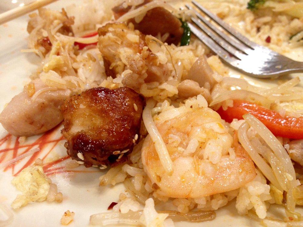 Lucky Star Asian Dining: 1743 E Broadway Rd, Tempe, AZ