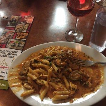 Photo Of Times Square Neighborhood Italian Restaurant Scottsdale Az United States