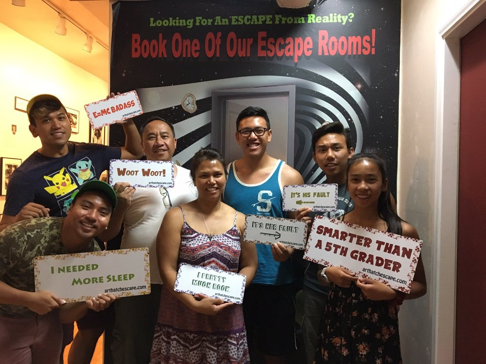 ArtHatch Escape Rooms