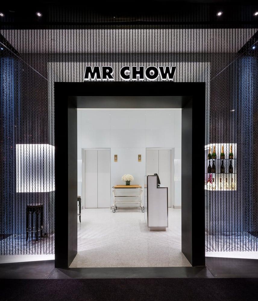 Mr Chow Chinese Restaurant New York