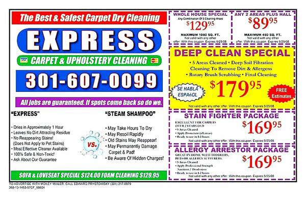 Express Dry Carpet Cleaning