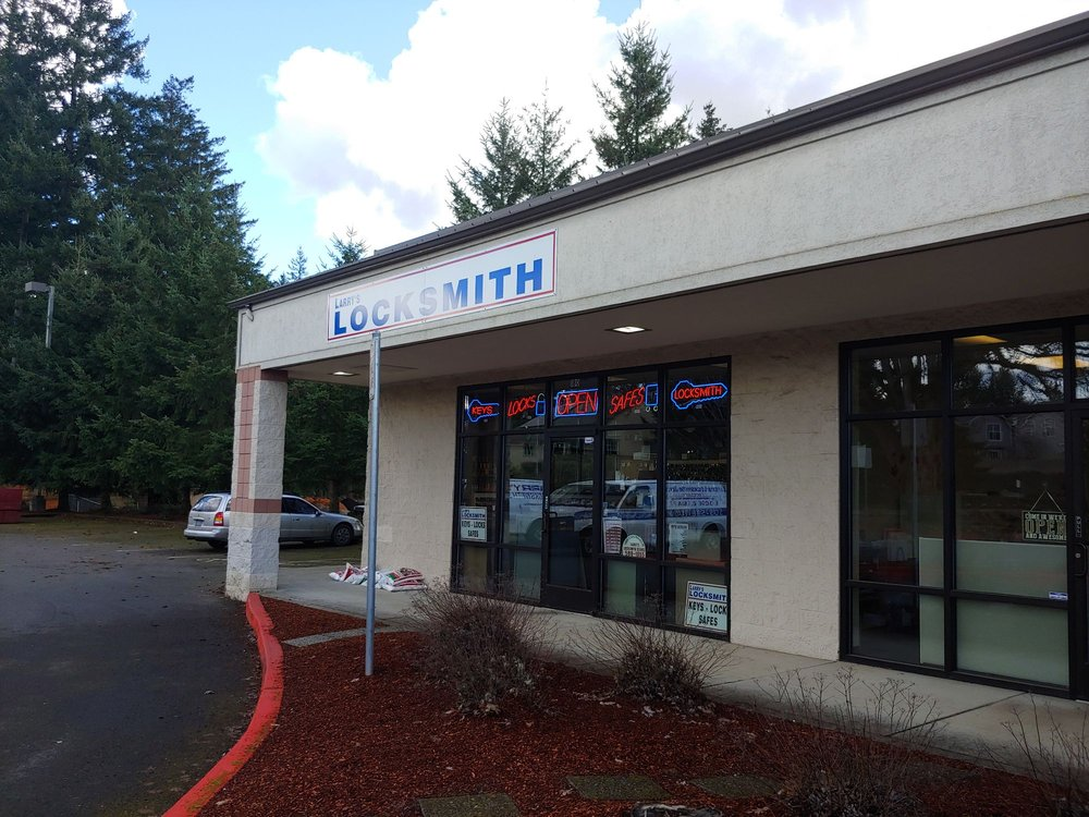 Locksmith Salem Oregon >> Larry S Locksmith Service 5680 Commercial St Se Salem Or 2019