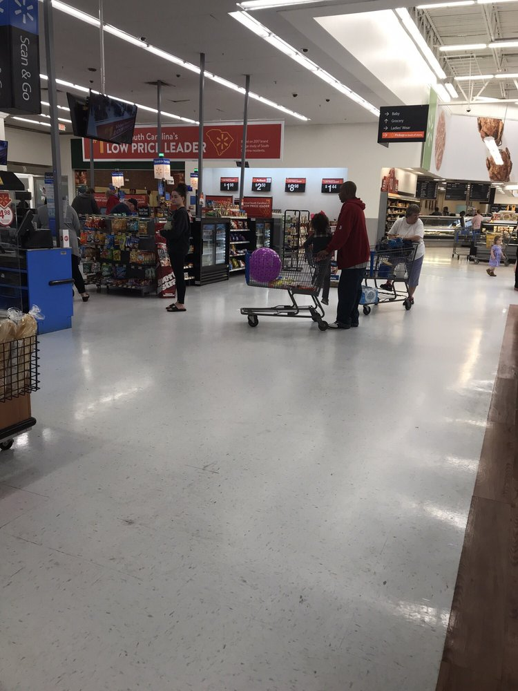 Walmart Supercenter: 3027 Wade Hampton Blvd, Taylors, SC