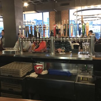 Photo Of Harpoon Brewery Boston Ma United States Taps
