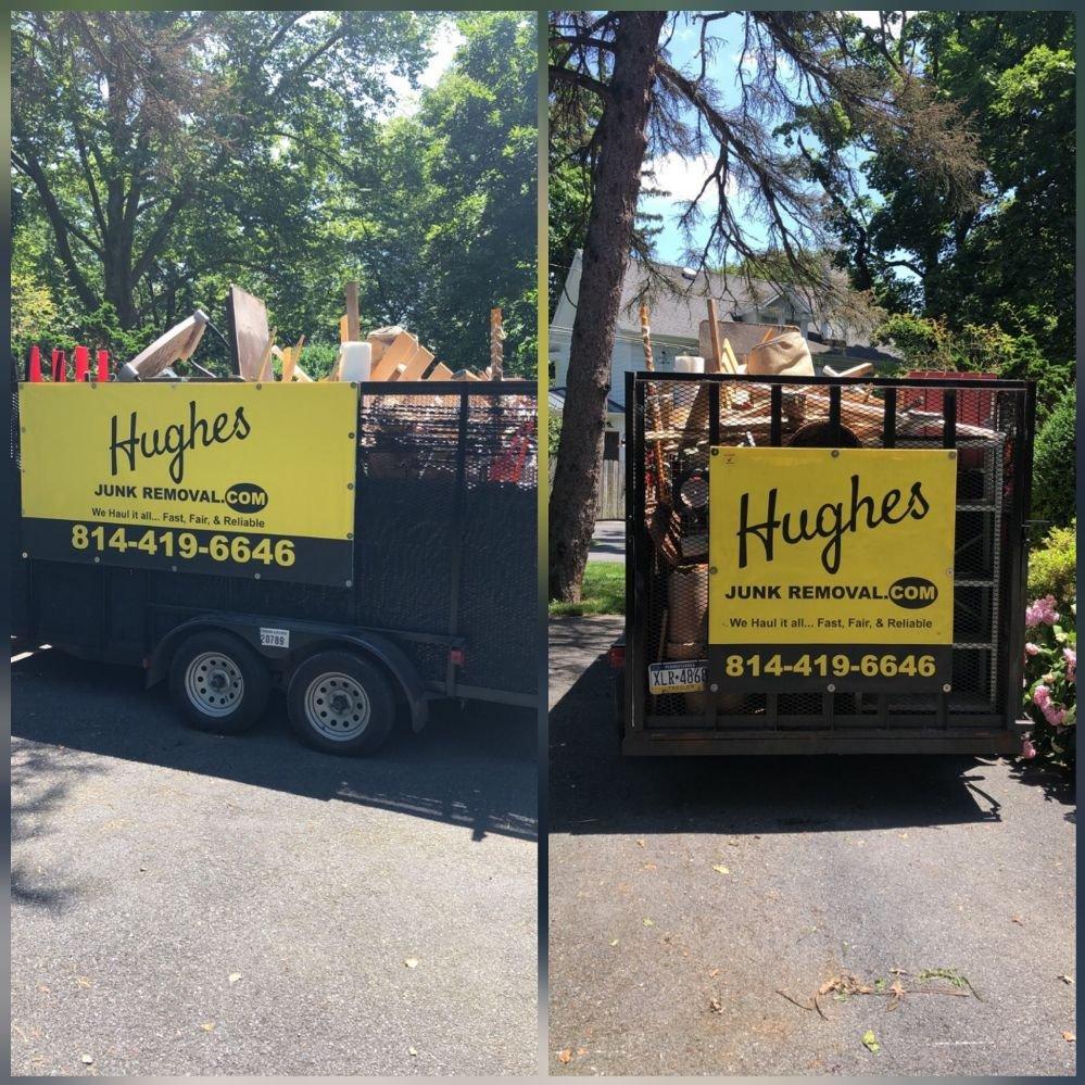 Hughes Junk Removal: Carlisle, PA