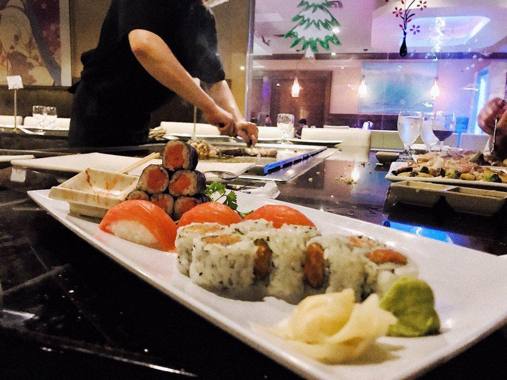 Kuchi Sushi & Hibachi: 9206 Anderson Rd, Tampa, FL