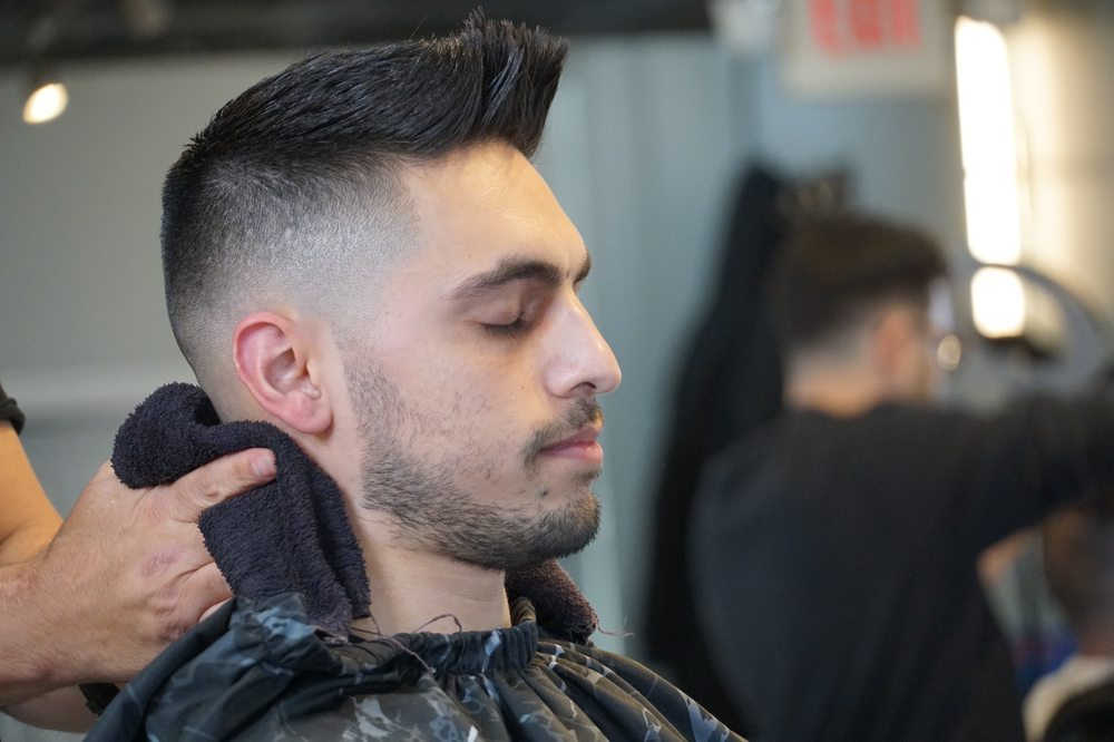 The Made Man Barber Shop: 457 New Brunswick Ave, Fords, NJ