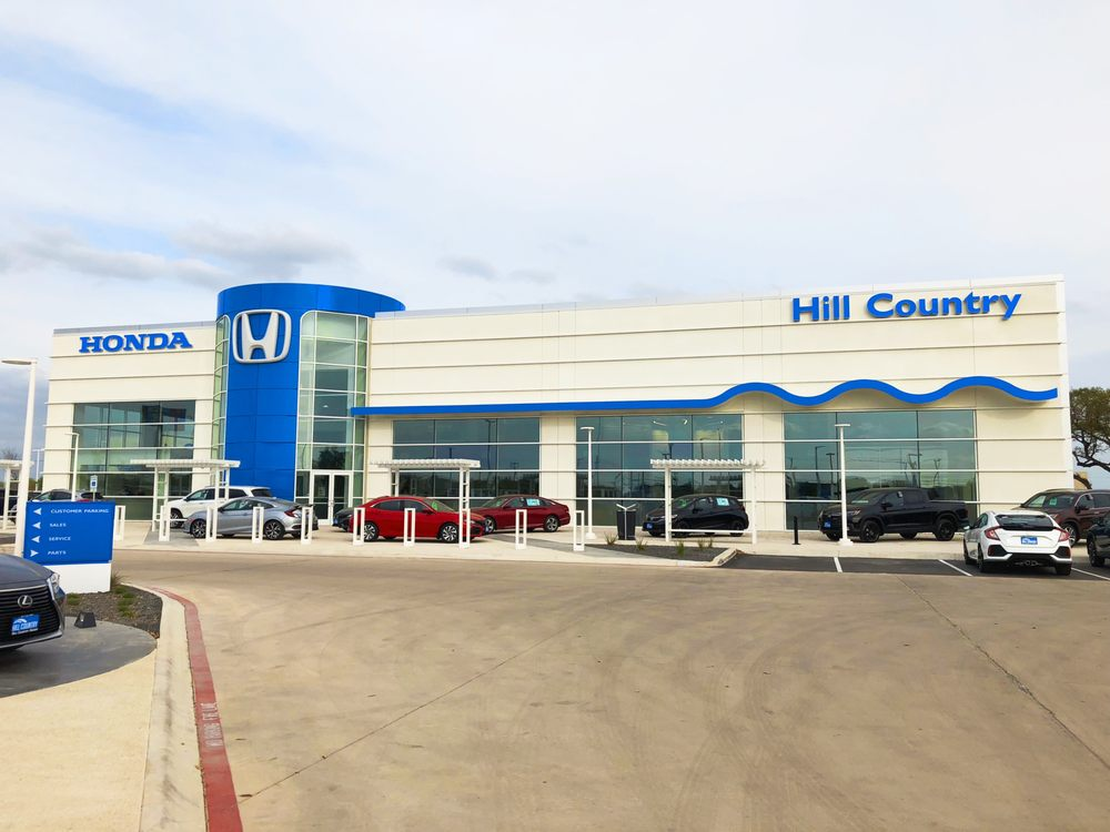 Photo Of Hill Country Honda