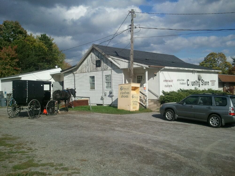 Geauga Farms Country Meats: 14320 Main Market Rd, Hiram, OH