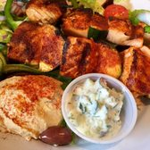 Zoes Kitchen Salmon Kabob zoes kitchen - 43 photos & 72 reviews - mediterranean - 16735