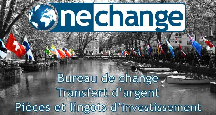One change currency exchange rue joseph blanc annecy haute