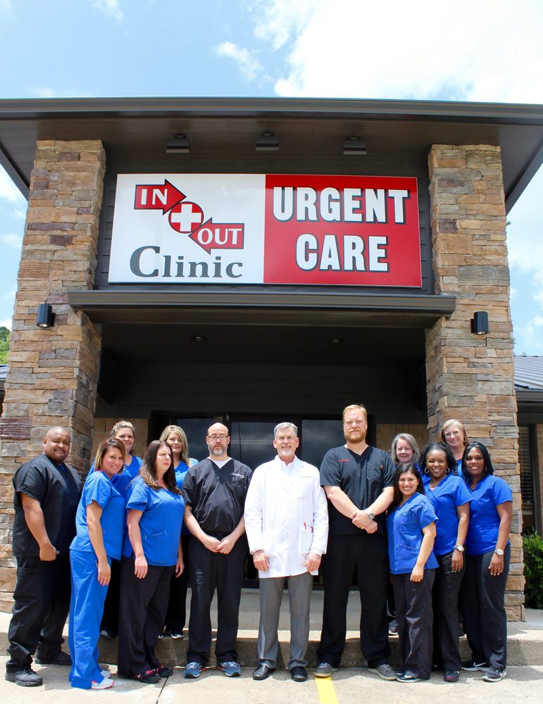 In & Out Clinic: 3802 S Medford Dr, Lufkin, TX