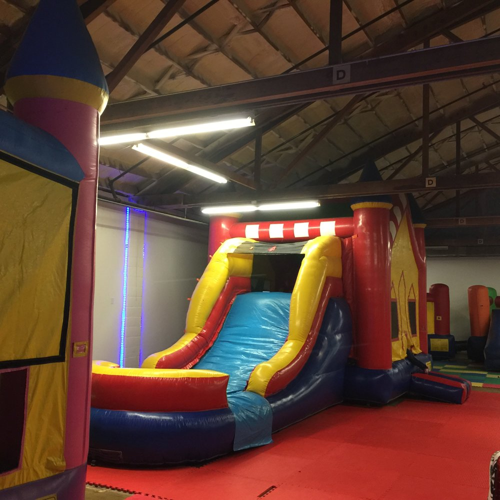The Party Place & Kids Fun Zone: 901 9th St N, Great Falls, MT