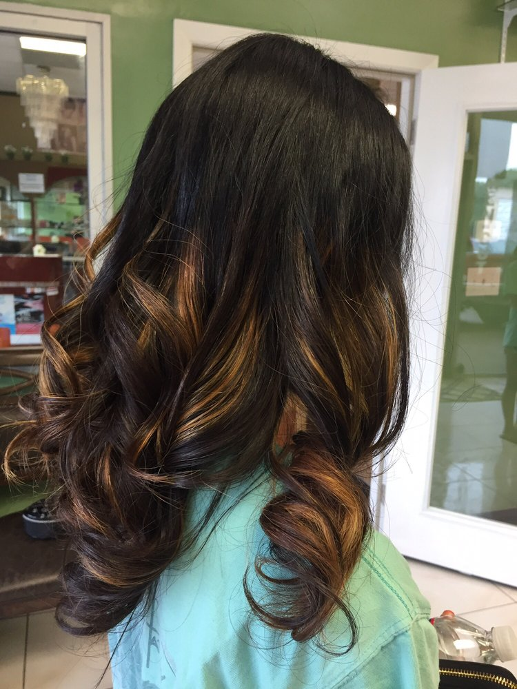 Highlight Ombre Hair Yelp