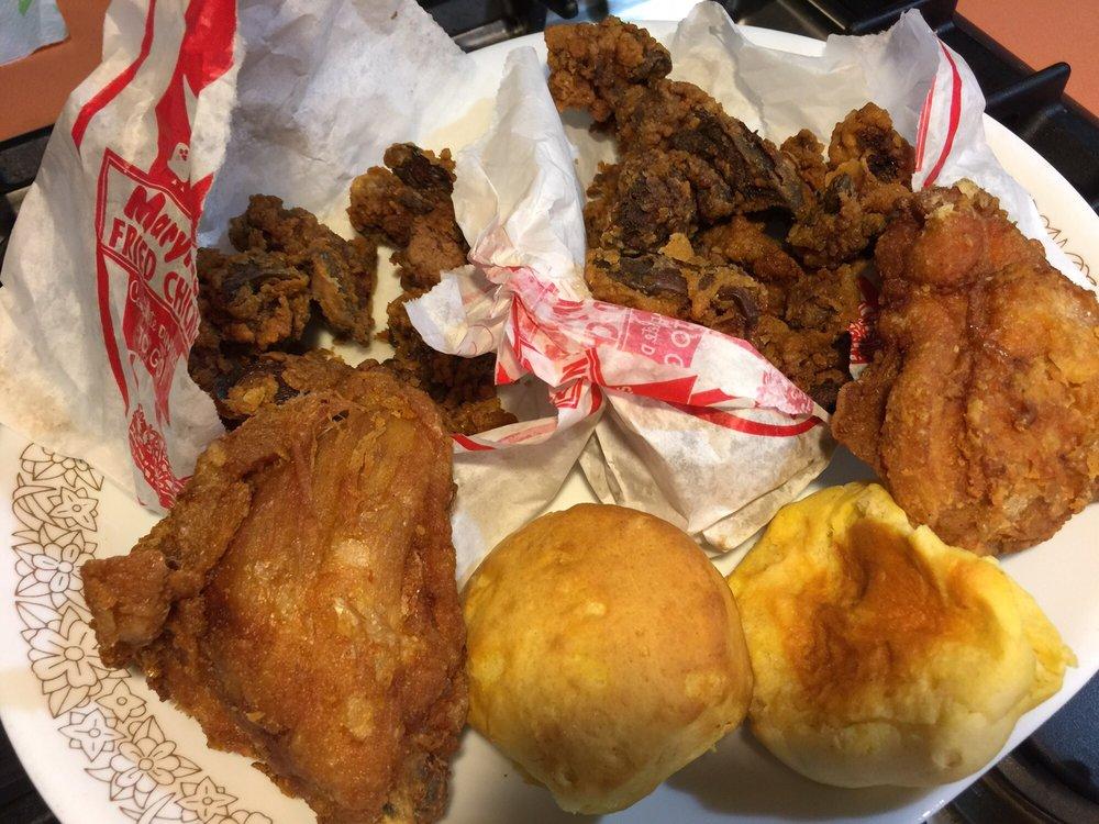 Maryland Fried Chicken: 12 Broad St, Augusta, GA