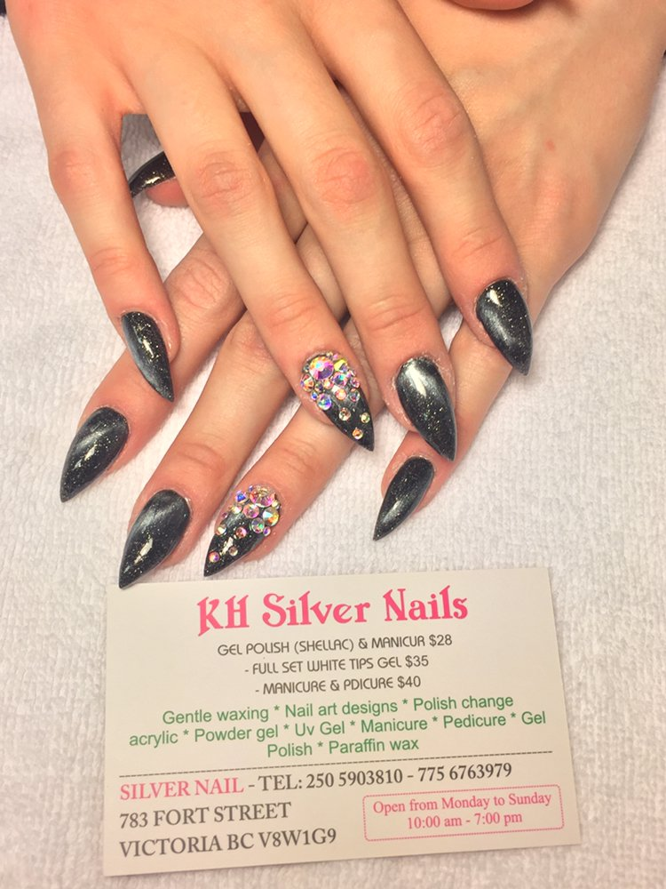 Photos for KH Silver Nails - Yelp
