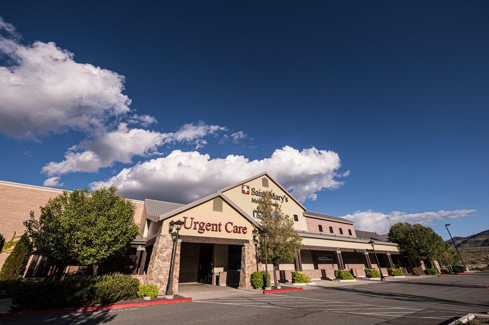 Saint Mary's Urgent Care Northwest Reno: 6255 Sharlands Ave, Reno, NV