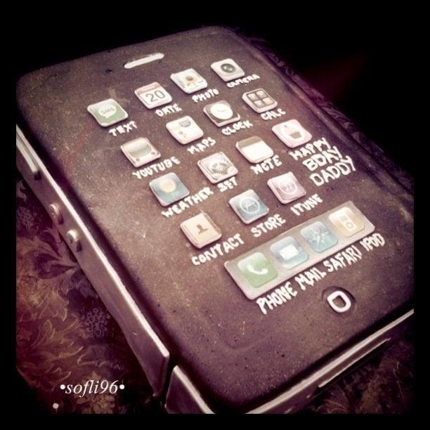 Iphone Birthday Cake For My Husband Yelp