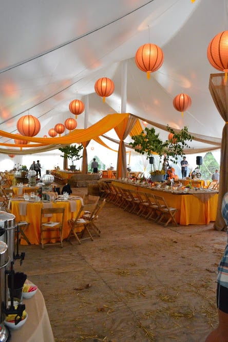 PA Wedding Tent: White Haven, PA