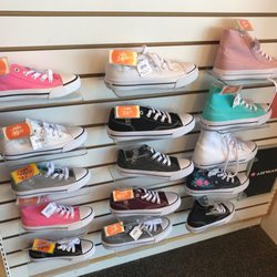 converse shoes payless