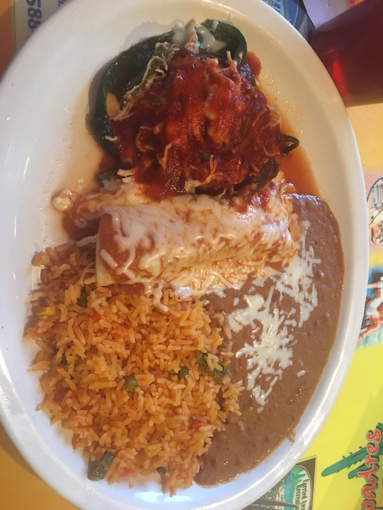 Compadre's Mexican Restaurant: 14 S Mercer St, Greenville, PA