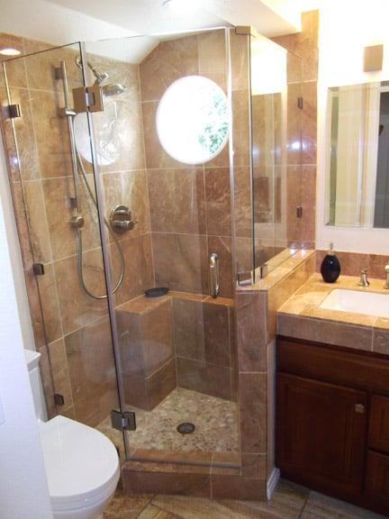 Half Bath To 34 Bath Conversion Alameda Ca Ffe By Owner Yelp