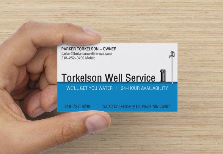 Torkelson Well Service: 15616 Chokecherry Dr, Nevis, MN