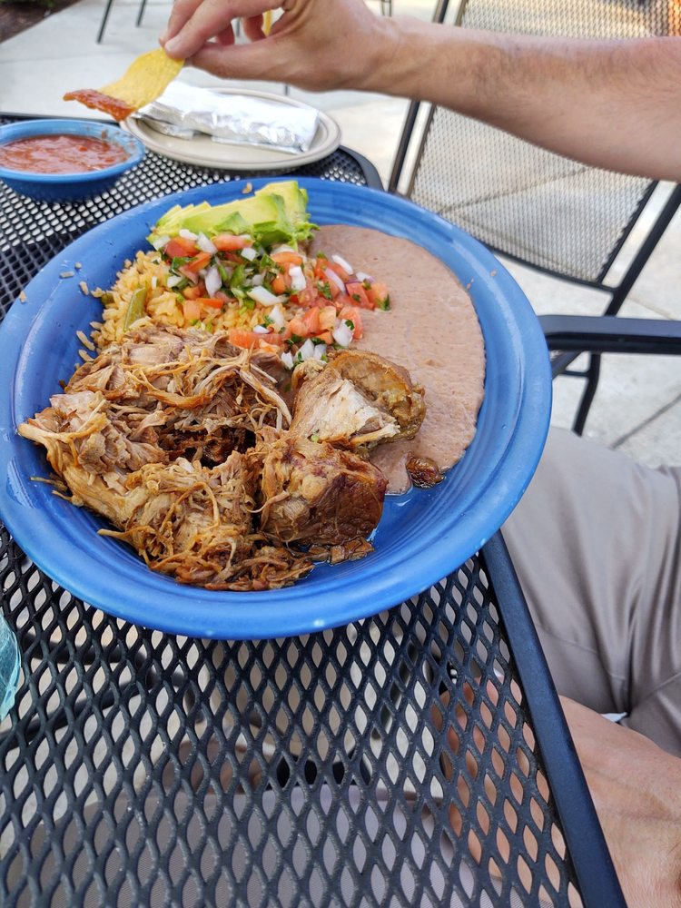 Salsa's Mexican Cafe: 11753 Hg Truman Rd, Lusby, MD