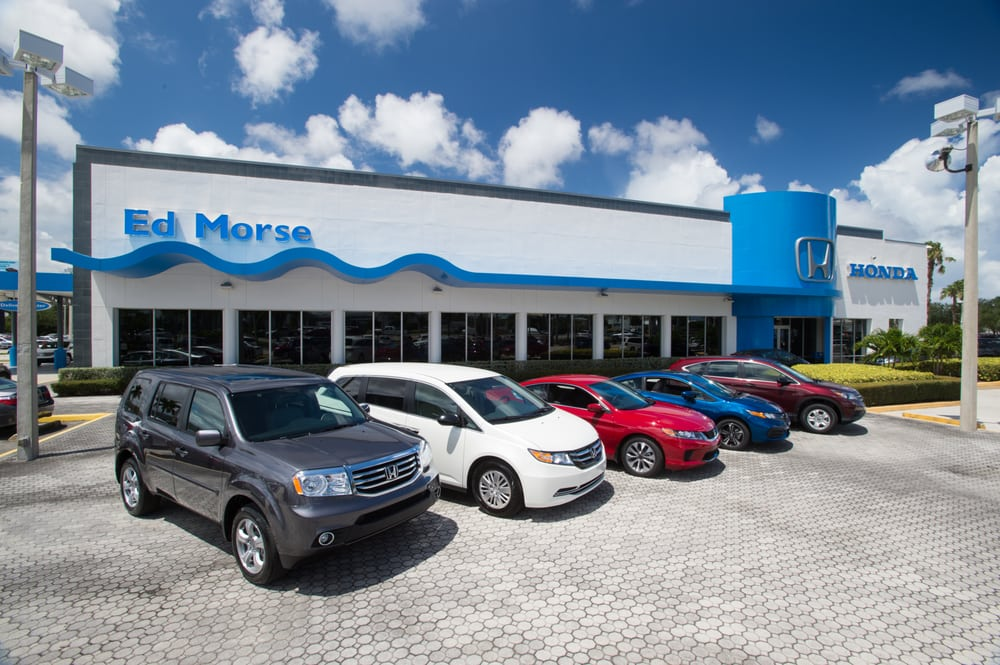 Ed Morse Honda - 70 Reviews - Car Dealers - 3790 W Blue Heron Blvd