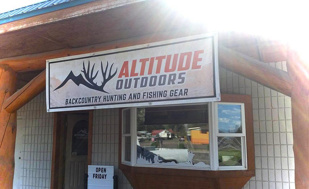Altitude Outdoors: 290 S Washington, Afton, WY