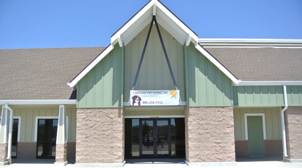 Lakeside Veterinary Clinic: 2150 Heritage Lp Rd, Paso Robles, CA