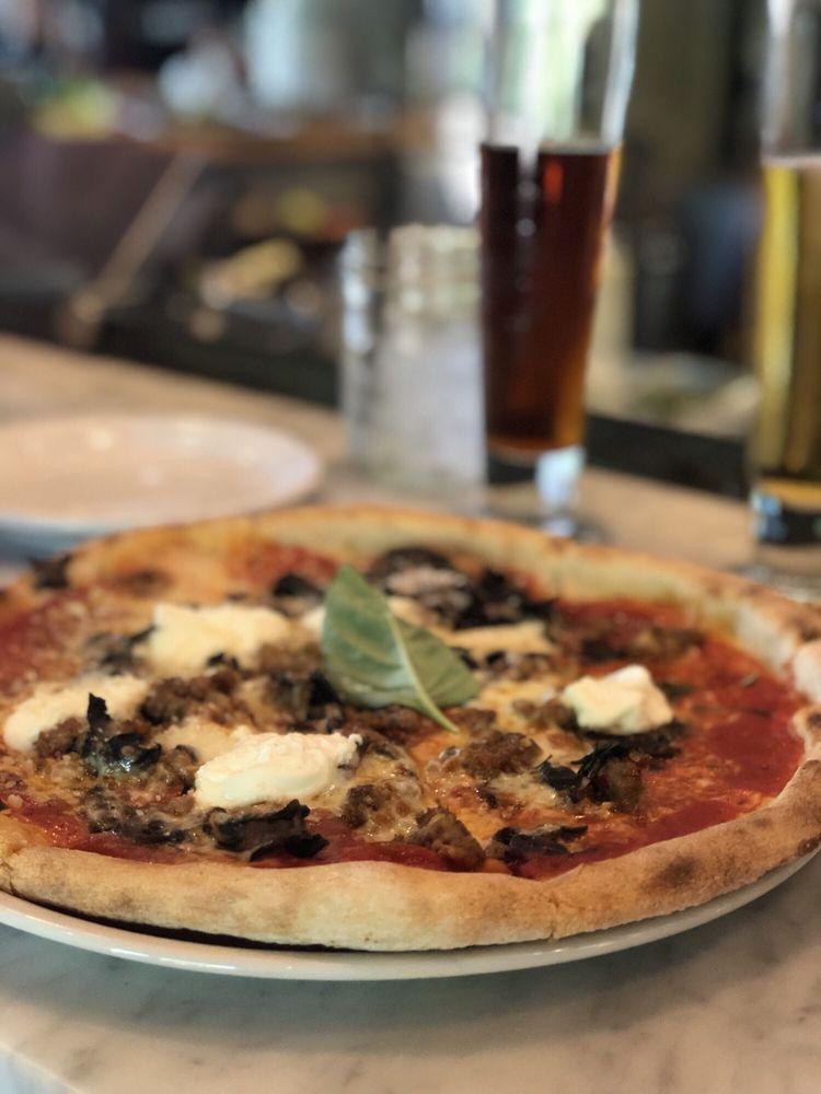 Pizzeria Bocce: 1060 N Main St, Cottonwood, AZ