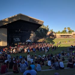 Photo Of Mesa Amphitheatre Az United States Filling In The House