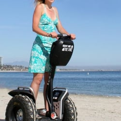 Photo Of Segway Long Beach Ca United States On