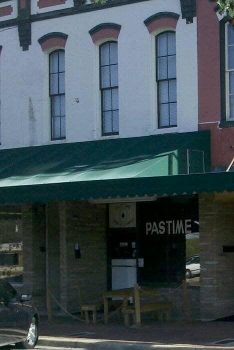 Pastimes Billiard Parlor: 124 S Center St, Goldsboro, NC