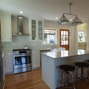 Keystone Kitchens Remodel Photo Of Keystone Kitchens   Woodinville, WA,  United States. Painted White Custom Cabinetry