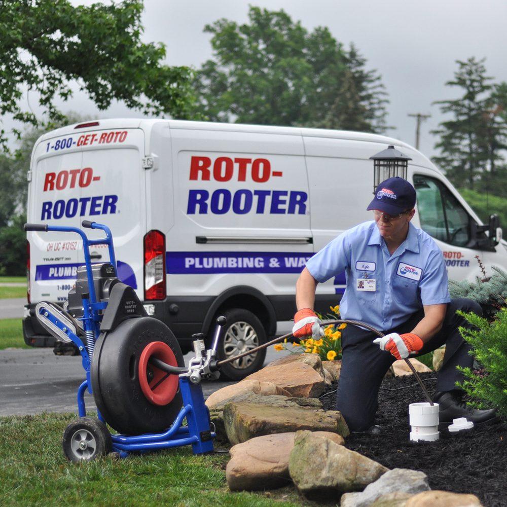 Roto-Rooter Plumbing & Drain Services: 6743 Alma Hwy, Van Buren, AR