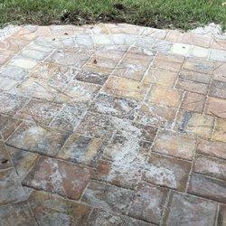 Photo Of Payless Brick Pavers Jacksonville Fl United States Sand Thrown Everywhere