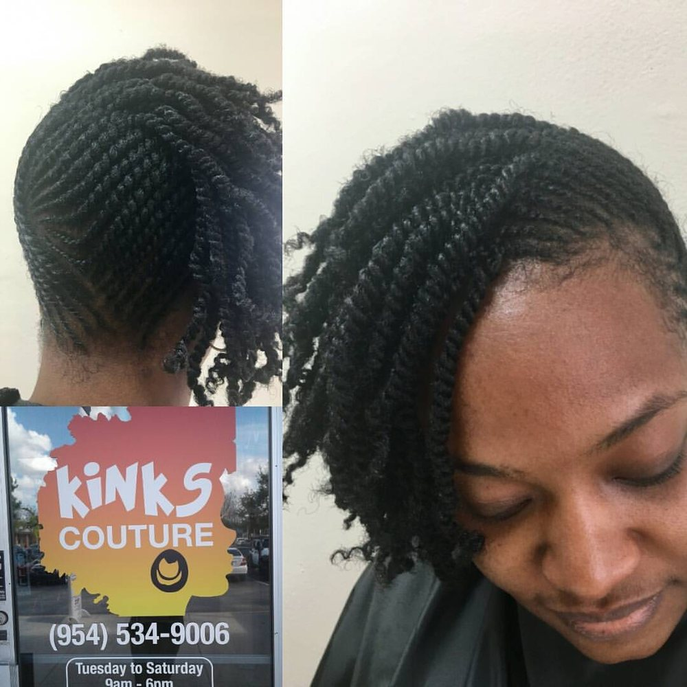 HOW TO DO FLAT TWIST EXTENSIONS