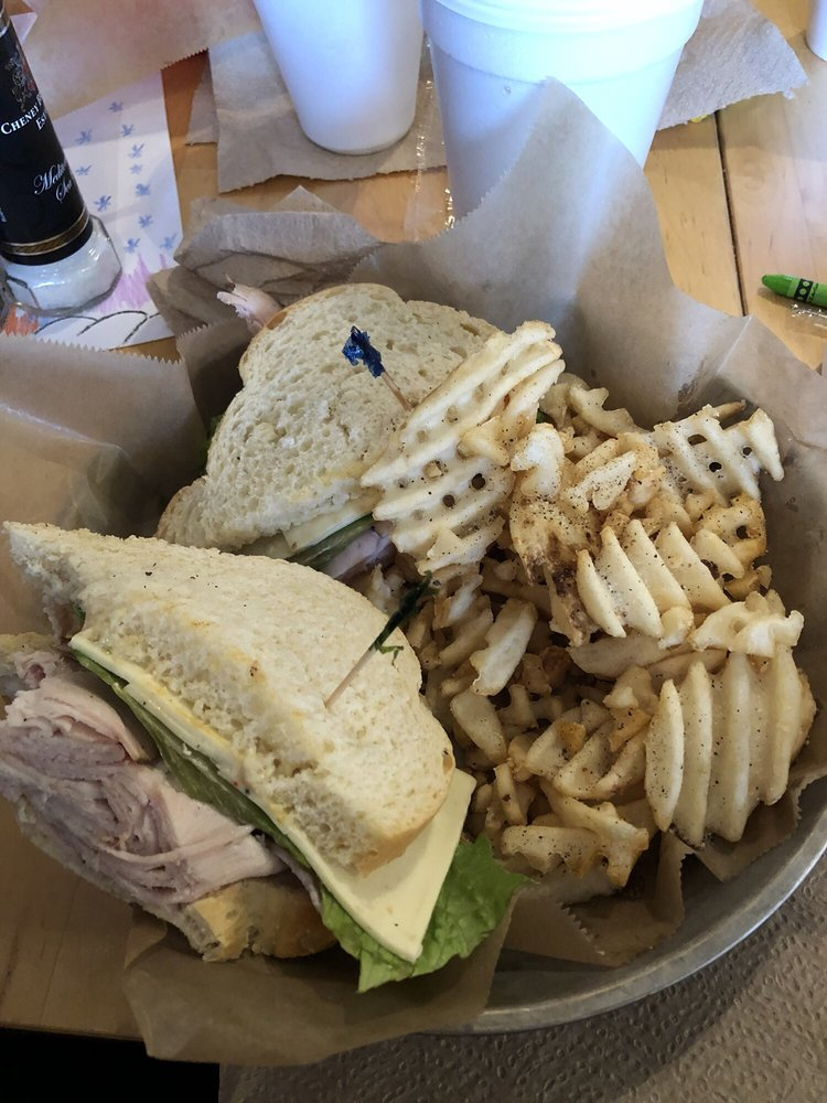 Blue Ridge Fry Shop