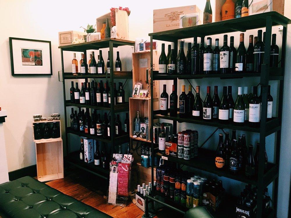 Crafts & Vines: 642 Main St, Covington, KY