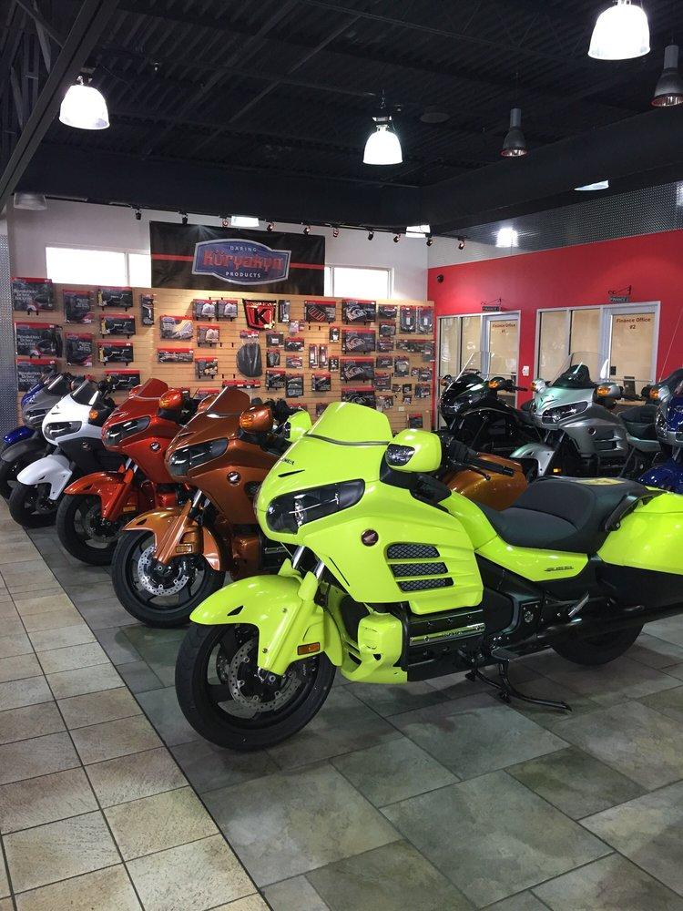 Honda of russellville motorcycle dealers 220 lake for Honda dealerships in arkansas