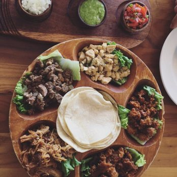 Vizcaino Restaurant Menu